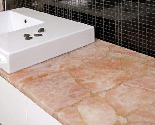 Waschtisch aus Caesarstone