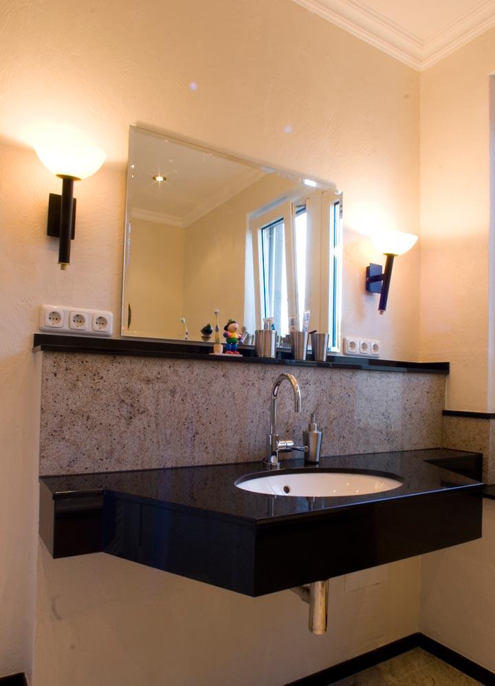sch ne granit waschtische natursteindesign rompf. Black Bedroom Furniture Sets. Home Design Ideas