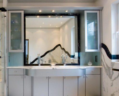 Marmor Waschtisch