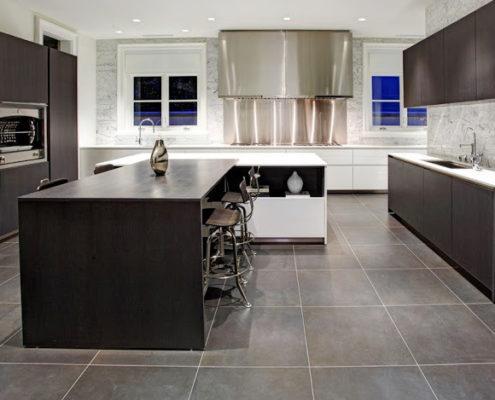 Schiefer Küchenarbeitsplatte