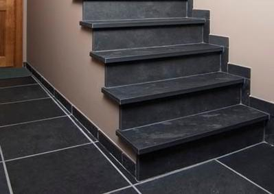 Treppen aus Schiefer