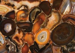 Brown-Agate