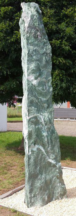 Findling aus Granit