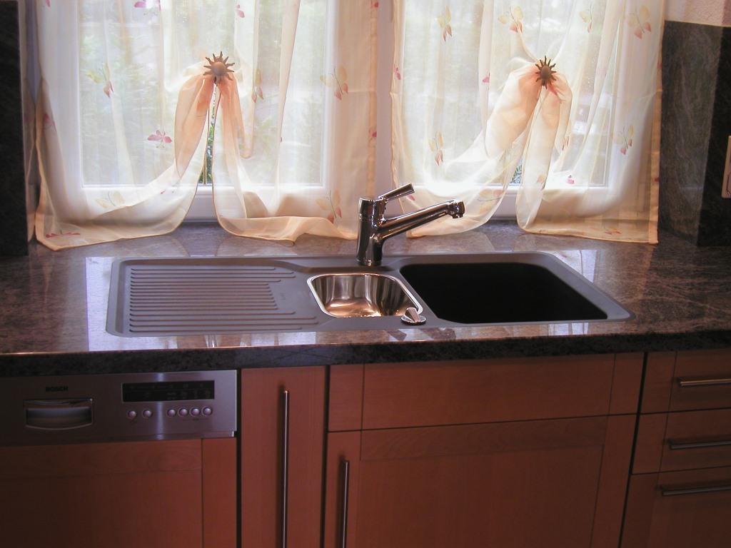 Küchenarbeitsplatte Granit - Natursteindesign Rompf