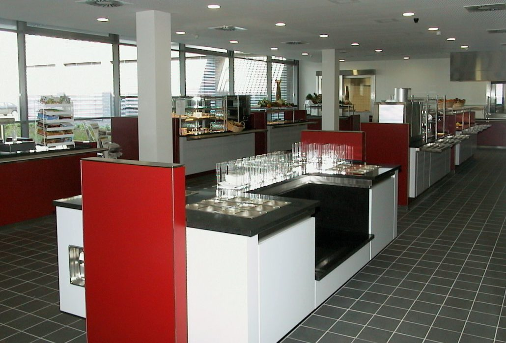 Granit Küchenarbeitsplatte - Natursteindesign Rompf