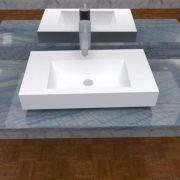 Marmor Waschtische