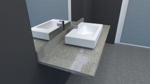 Schöne Granitwaschtische Kassel