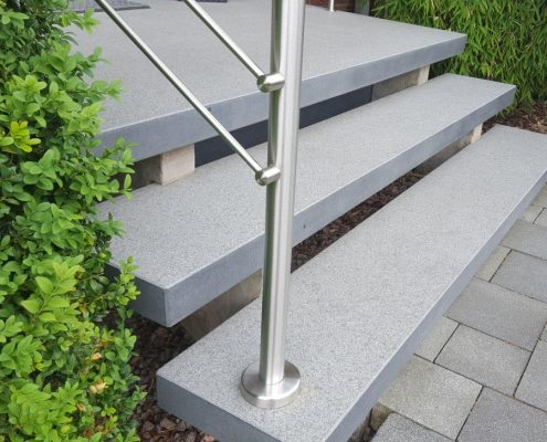 Hannover - Granit Treppe