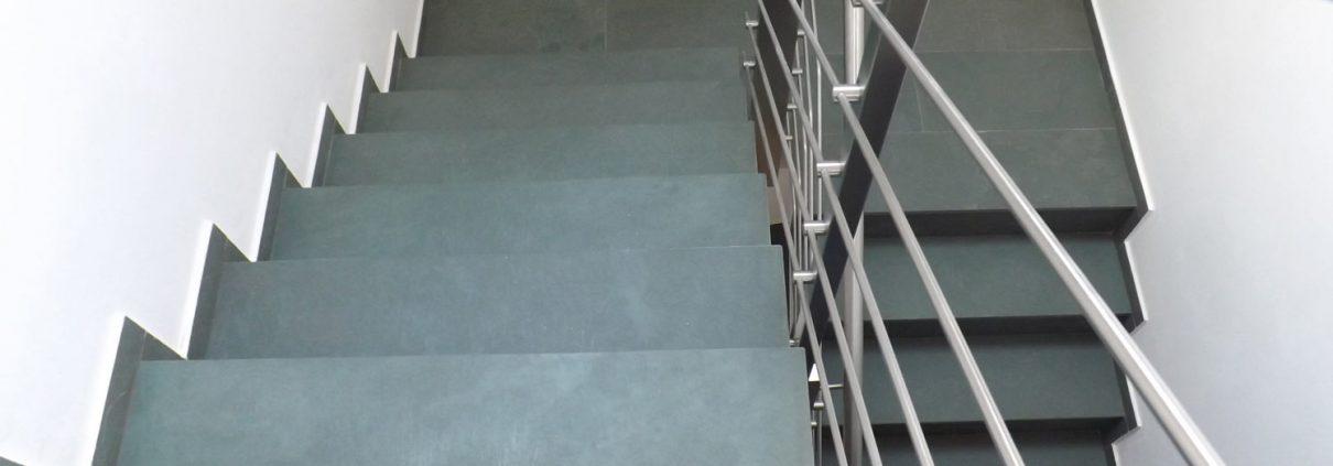 Treppen aus Naturstein -Natursteintreppen