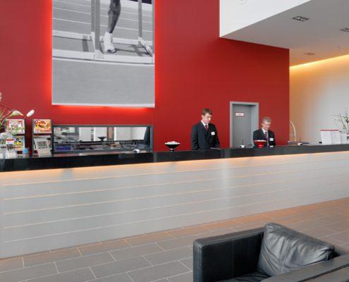 Herzogenaurach - Adidas Hotel Ramada