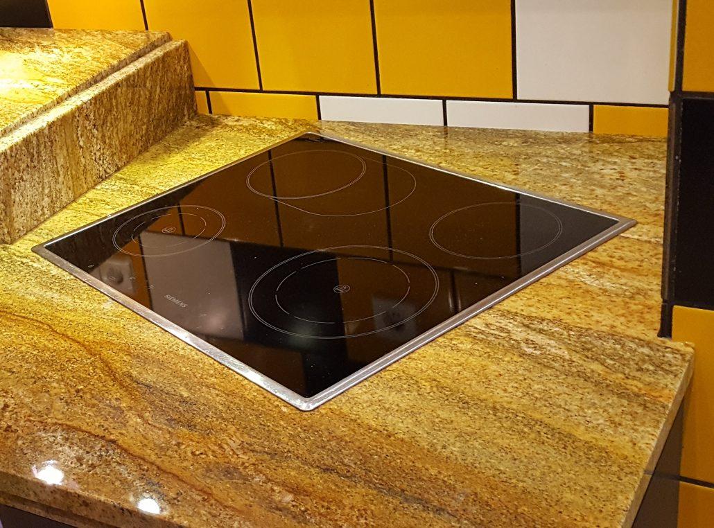 Granit Arbeitsplatten | Individuell gefertigt - Natursteindesign Rompf