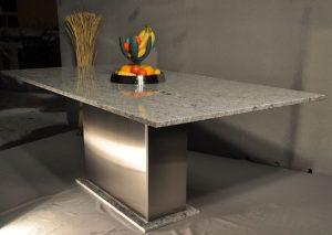 Esstisch granit
