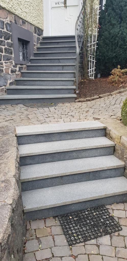 Extrem Granit - Treppen - Granitpreise - von Natursteindesign Rompf Granit - QZ25