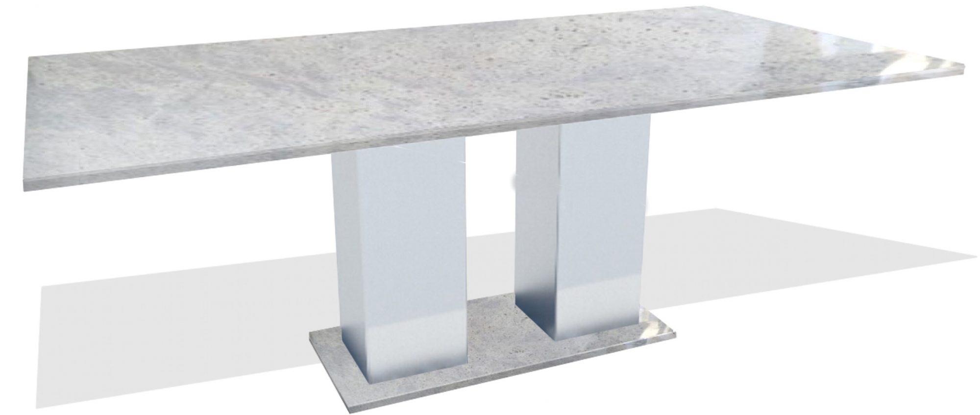 Marmor Esstisch