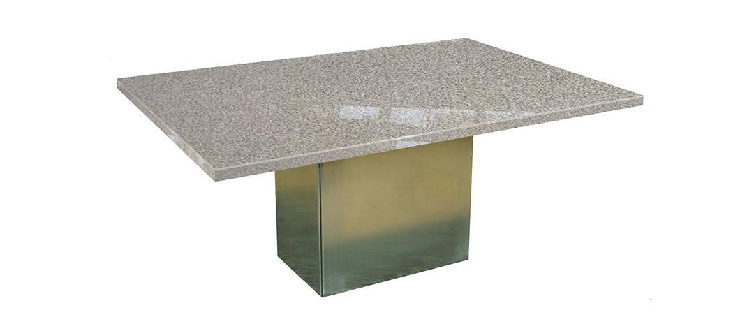 Marmor Couchtisch Granit