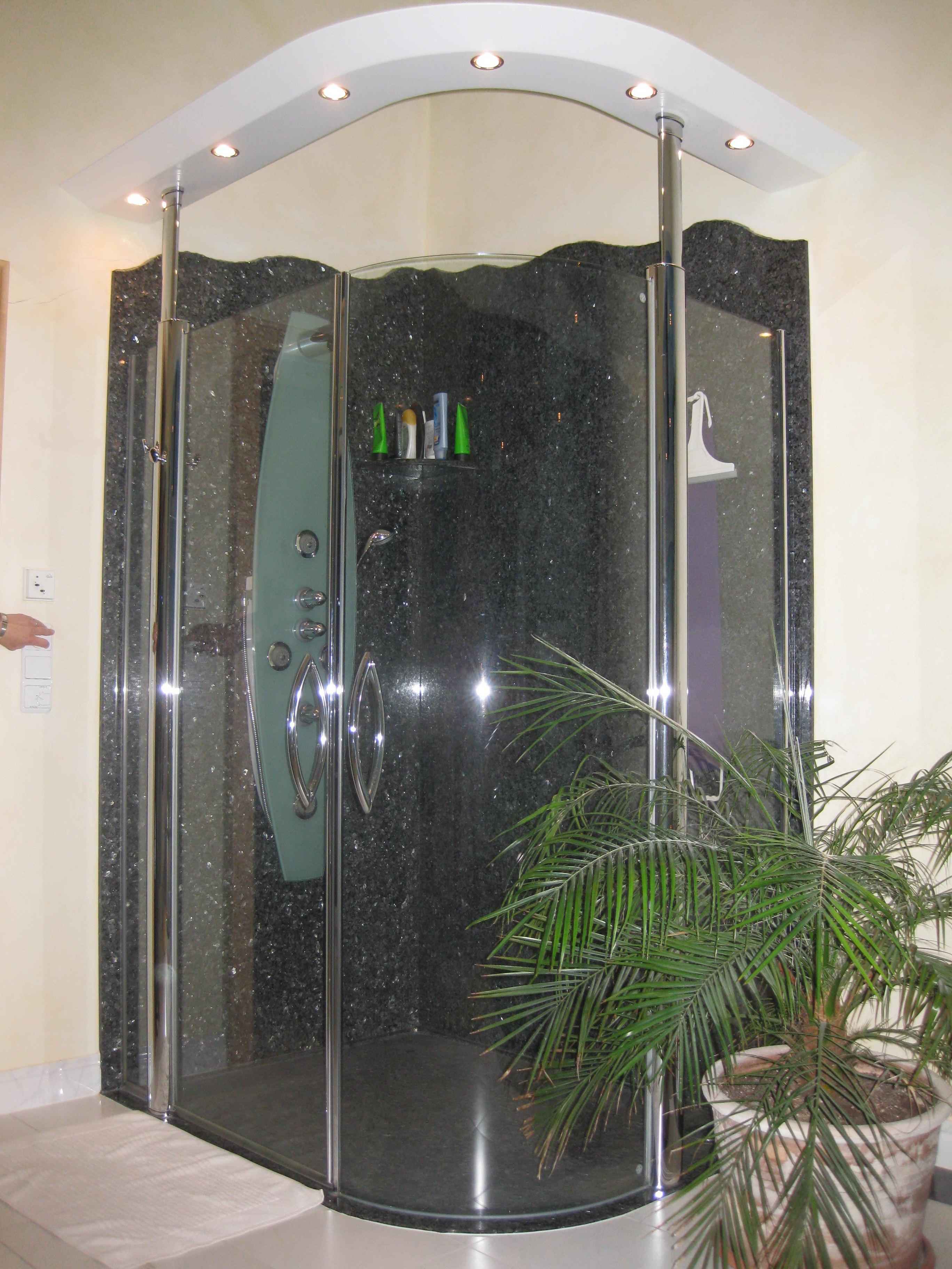 Duschtasse Granit