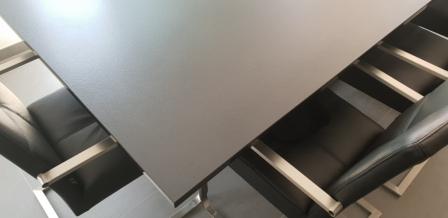 tisch nach mass materialübersicht