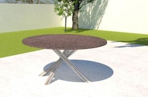 Granit Gartentische