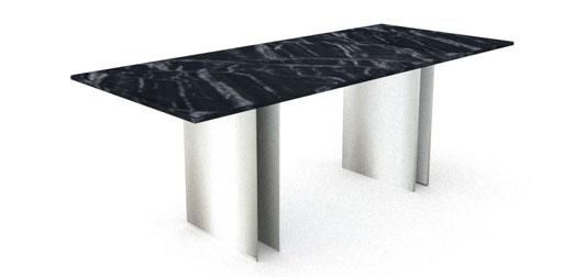 Moderne Esstische Marmor