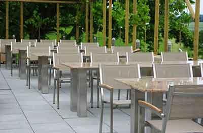 Granit Gartentische Schweiz